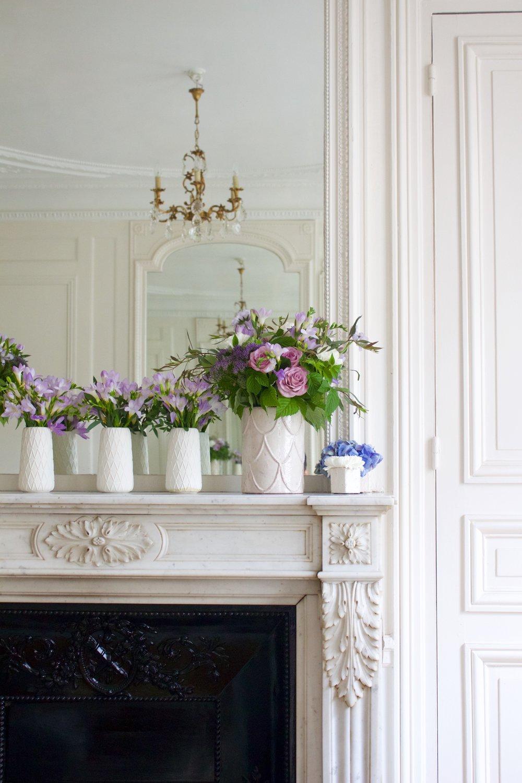 salon floral
