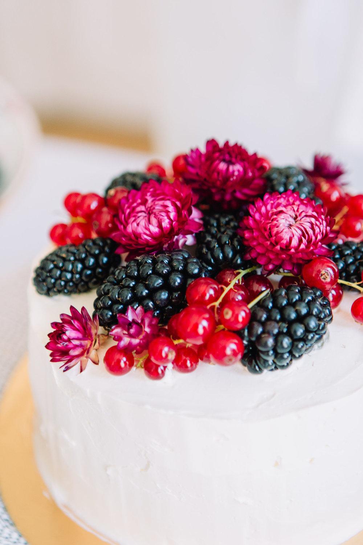 detail cake