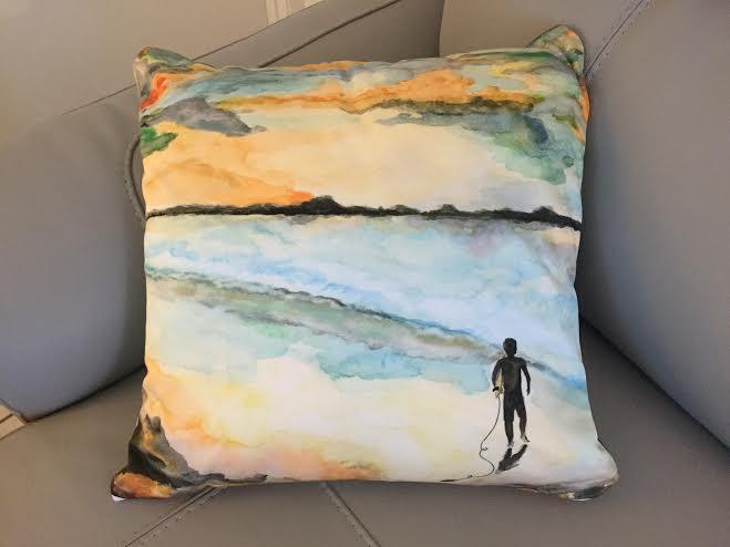 Orange Sunset Surf Pillow.png
