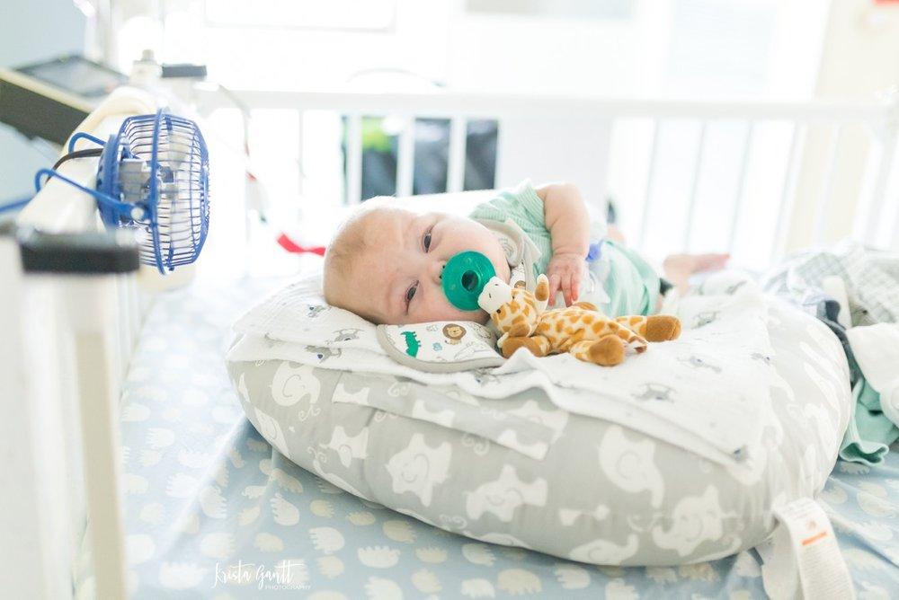 Remembering Rigdon | 24 Week Preemie | NICU Portraits | Charlotte ...
