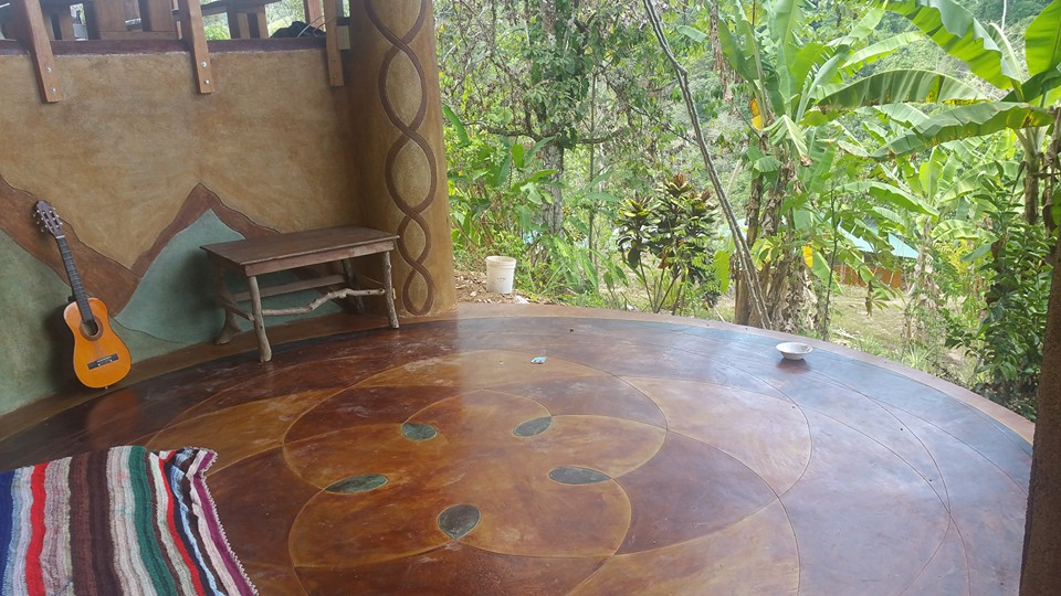 Ayahuaska retreat in Costa Rica