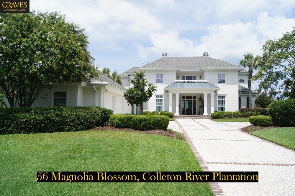 56 Magnolia Blossom - 1