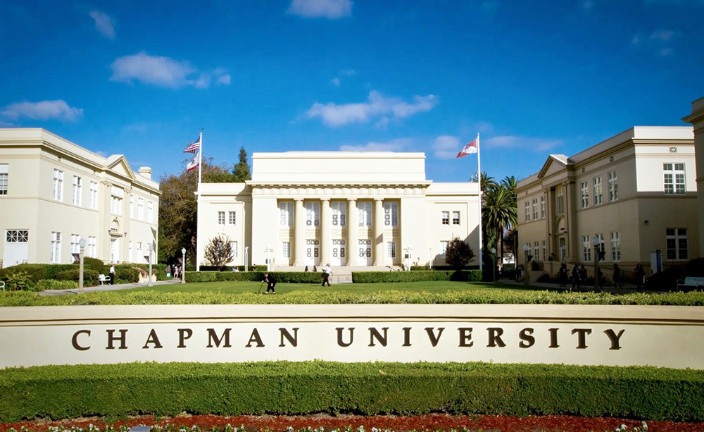 Chapman University Residential Complex