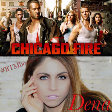Congratulations Dena on your NUMEROUS bookings for Chicago Fire. We are so proud of you!
