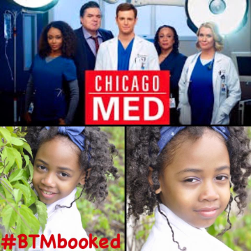 Congratulations Thierry for your featured appearance on NBC's hit show Chicago Med! You were awesome!
