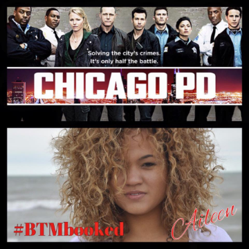 Congratulations Aileen for your featured appearance on Chicago PD!