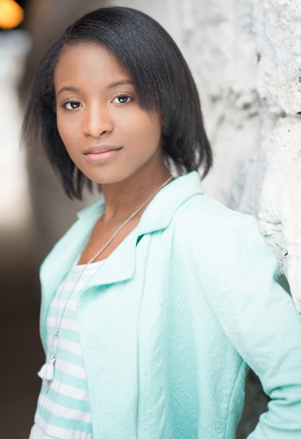 Jaeaunna, a new model in our midst, was recently signed to the Shinabery Modeling Agency!