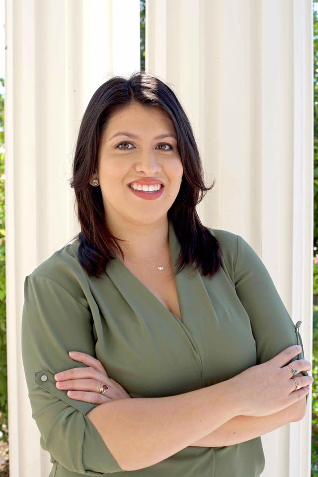 Laura MAciel, PR and Marketing CO-leader