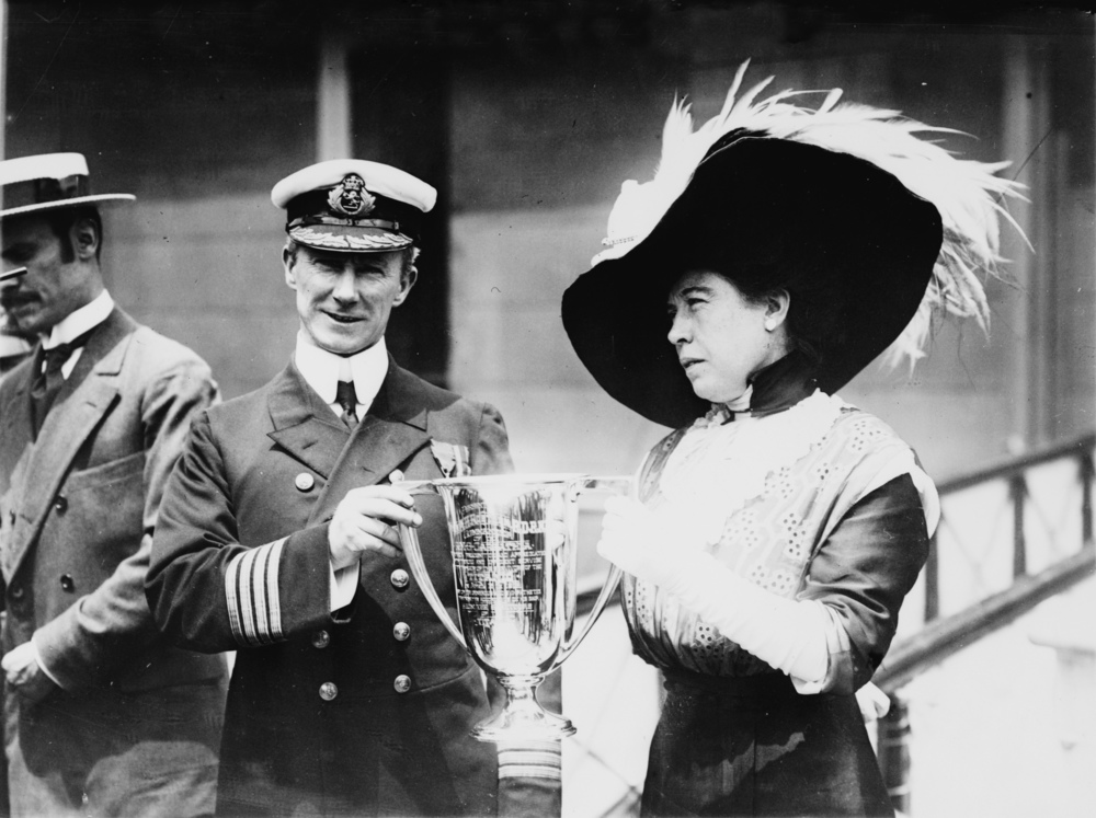 4.4 Molly Brown, 1912 – Wikicommons
