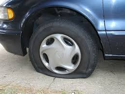 11.3 Flat Tire - Wikicommons