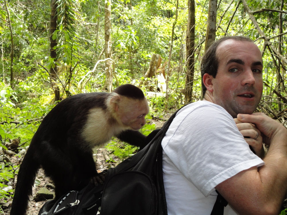 11.6 Monkey on My Back – Kevin Garrison © 2015