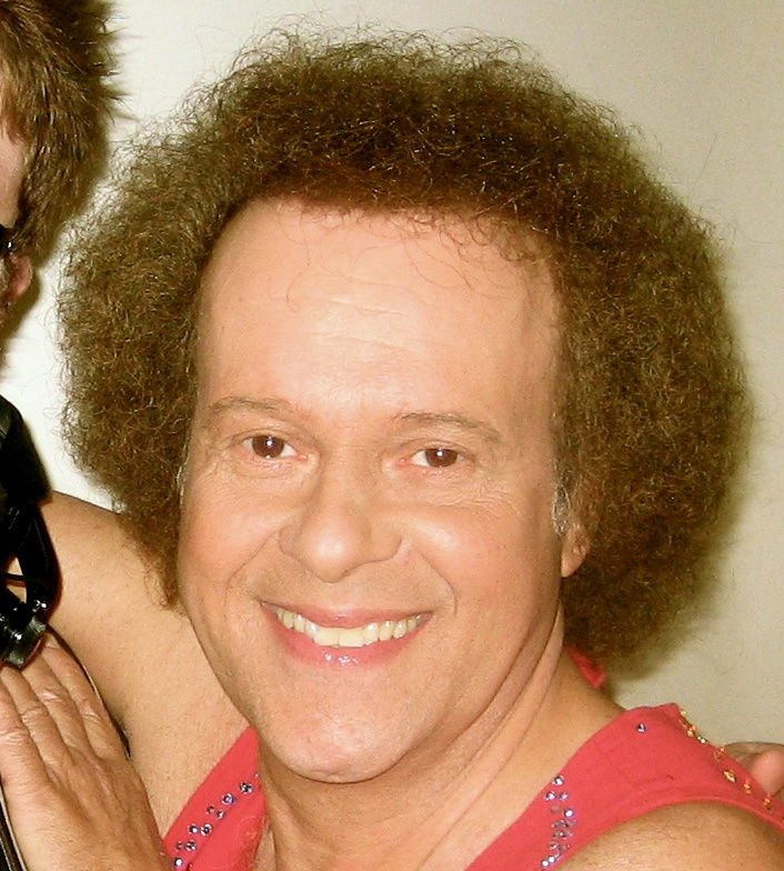 Richard Simmons – Wikicommons