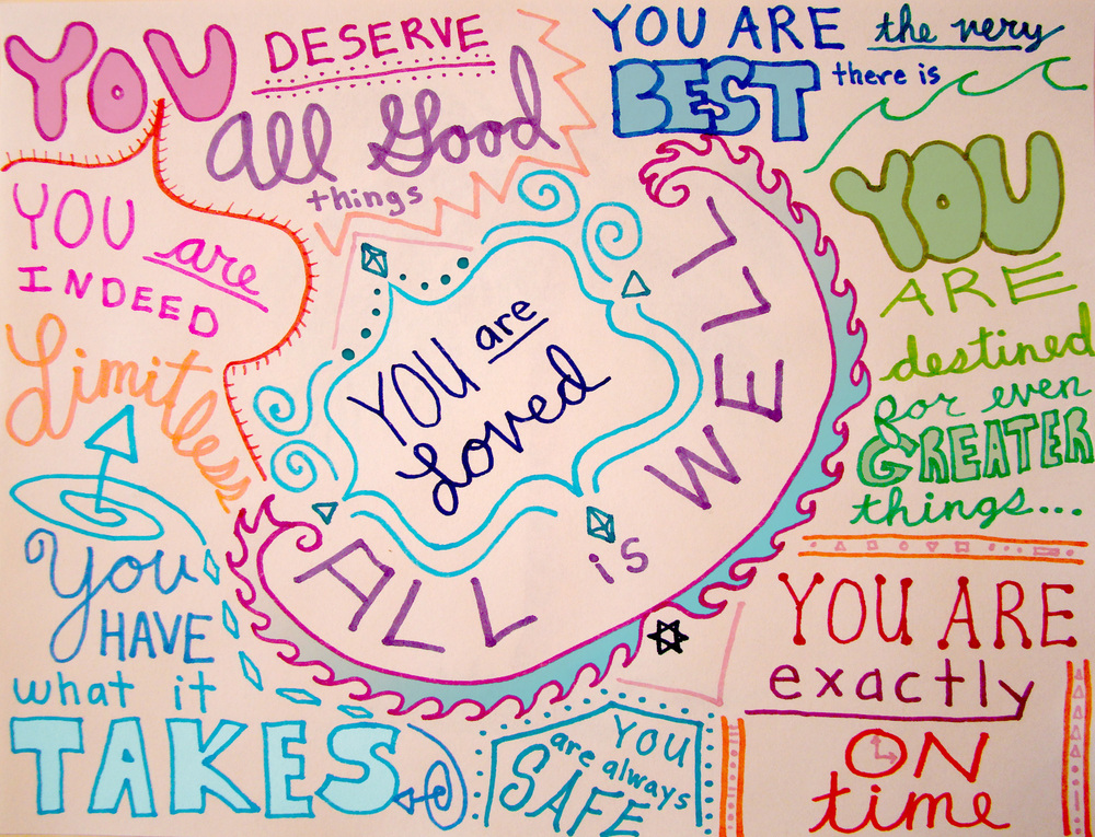 You Are Loved – Lauren Lion, Flickr
