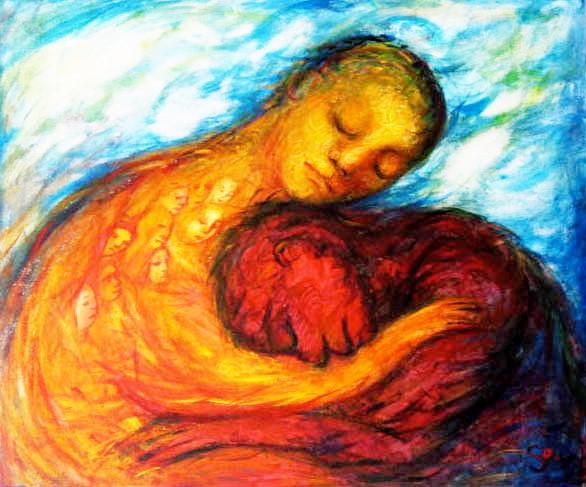 Forgiveness Hug – Wikicommon
