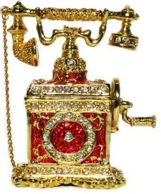 Telephone Jewelry Box – Wikicommons
