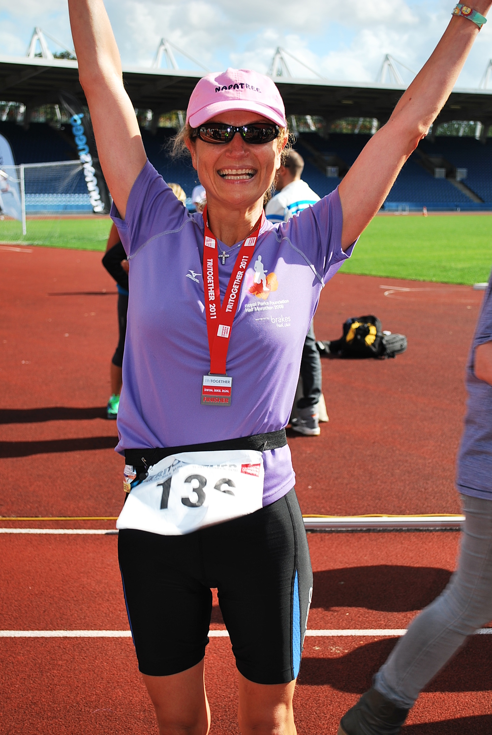 "28.6 You Made It! – ""Mara Hotung,"" Leonard Cheshire Disabilities, Flickr"
