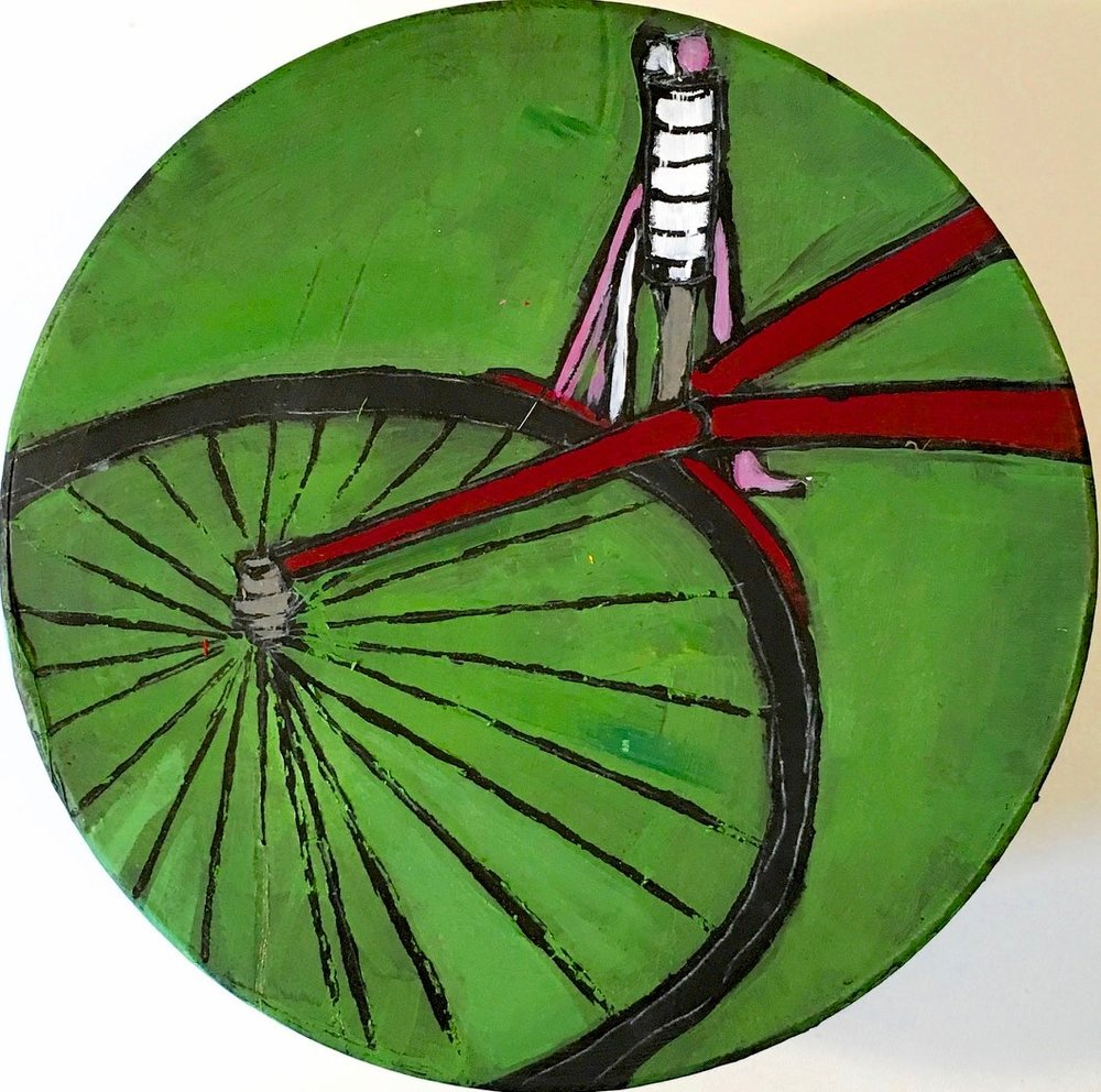 Bicycle (Aegis Wall)