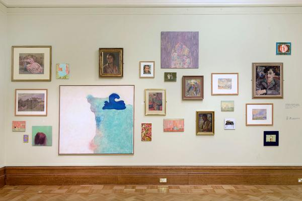 Image: Obscure Secure, Wolsey Gallery, Christchurch Mansion, Ipswich ( September 2014-January 2015)   Obscure Secure Project 2014-15   Claudia Böse, Hayley Field and Jacqueline Utley uncovered work by twentieth century women artists from the Ipswich Borough Council Collection. An exhibition and programme of talks took place at Christchurch Mansion, Soane Street, Wolsey Art Gallery, Ipswich ( September 2014- January 2015).  Through a process of exploration and research they selected work from the collection and created new work in response.   April 2015- Jan 2016   Obscure Secure artists Claudia Böse, Hayley Field and Jacqueline Utley have been awarded one of a-n's Review bursaries. The bursary will enable them to undertake four professional critique meetings to reflect on Obscure Secure and take their learning forward into a future collaboration.   https://obscuresecureproject.wordpress.com/