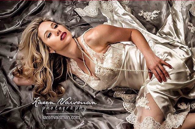 Intimate Boudoir Portraits Make Great Valentine's Day Gifts! - Thousand Oaks