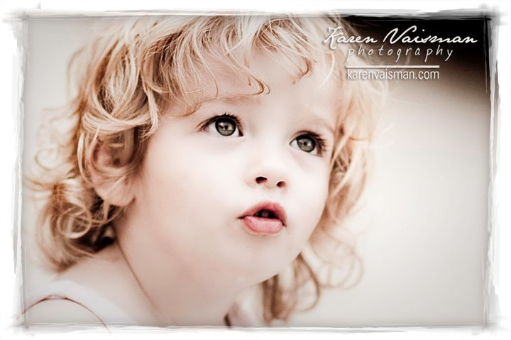 Mommy, Can We Go To Karen Vaisman Photography for Our Portrait? (818) 991-7787