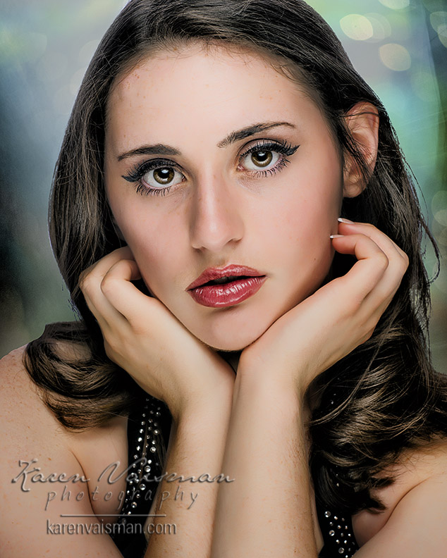Soulful Eyes - Senior Portraiture with Karen Vaisman Photography - (818) 991-7787 - Agoura HIlls