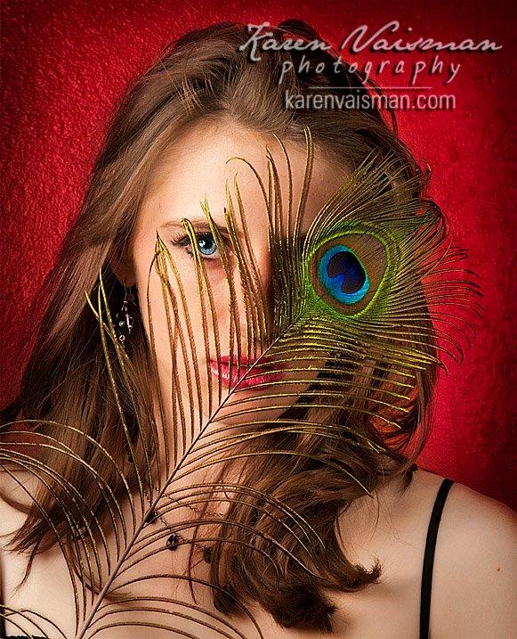Soulful Eyes - High School Senior Portraiture - Karen Vaisman Photography - Agoura Hills - (818) 991-7787