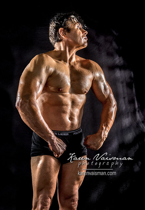 "The ""Hulk"" - Move Over! Body Builder Portraits that Sizzle! Karen Vaisman Photography 818-991-7787 Thousand Oaks"