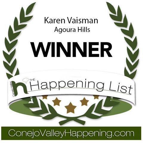 - Conejo Valley's People's Choice Award