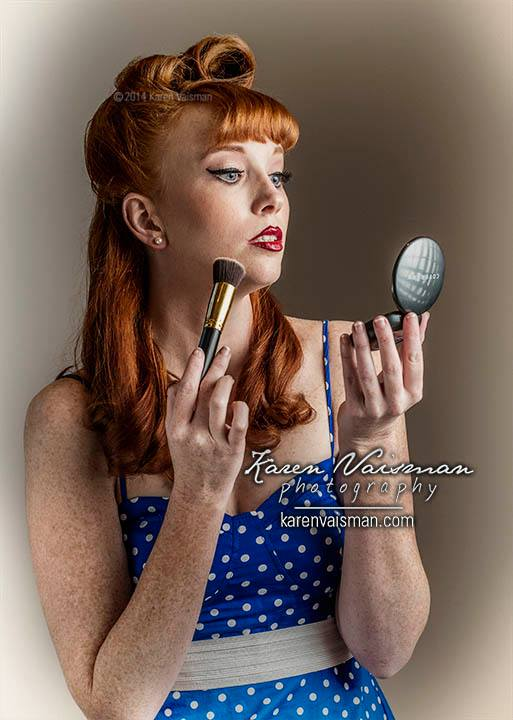 Pinup photography is a specialty! Just ask!