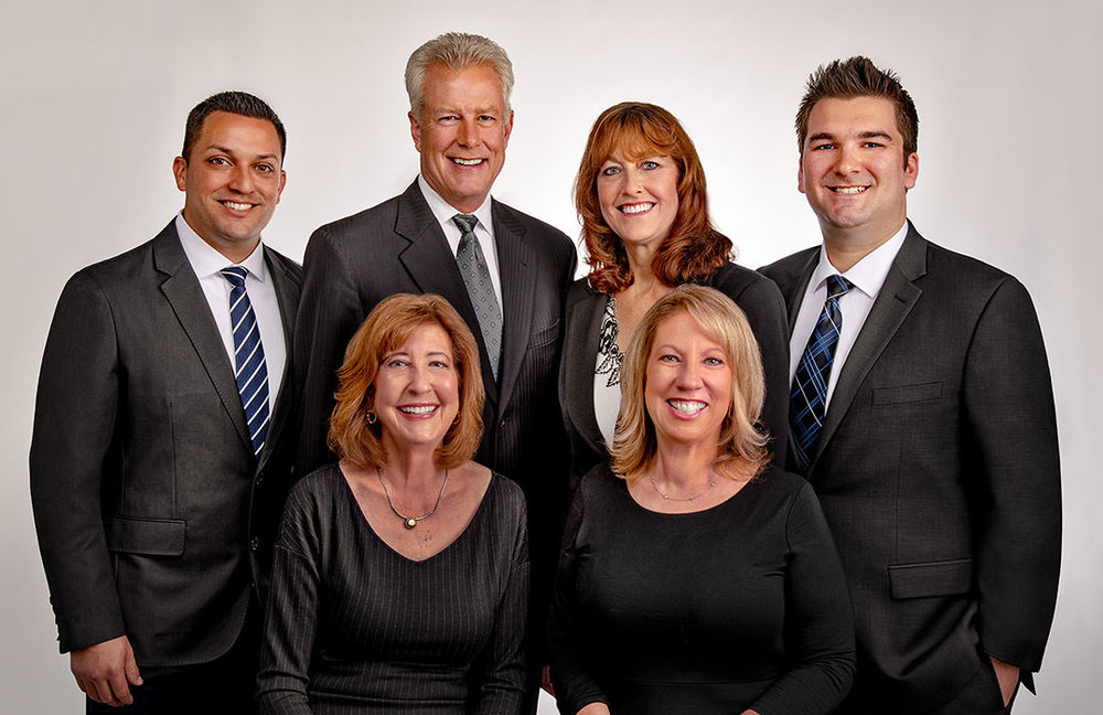 Corporate Groups - Professional Business Studio Portrait Photography