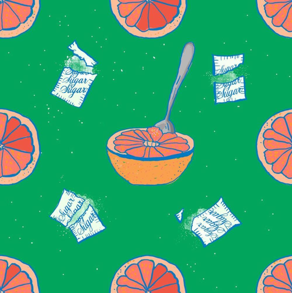 Sugar + Grapefruit