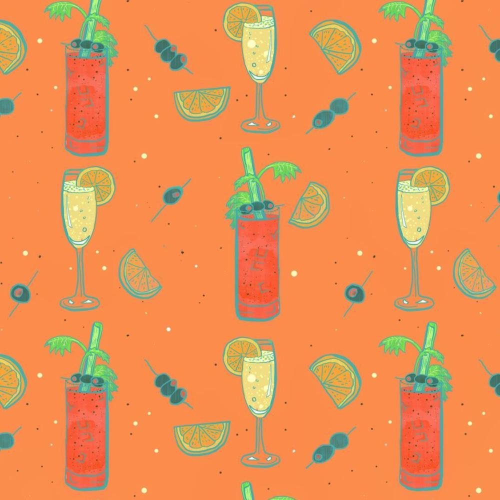 Mimosa + Bloody Mary