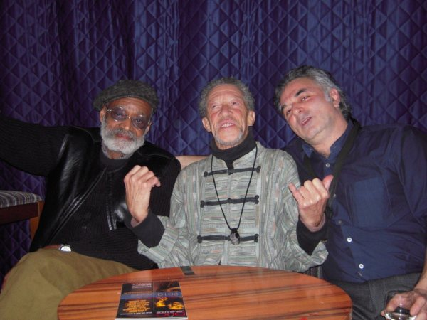 After performances in Paris with piano legend, Bobby Few, and acclaimed director, Melvin Van Peebles.