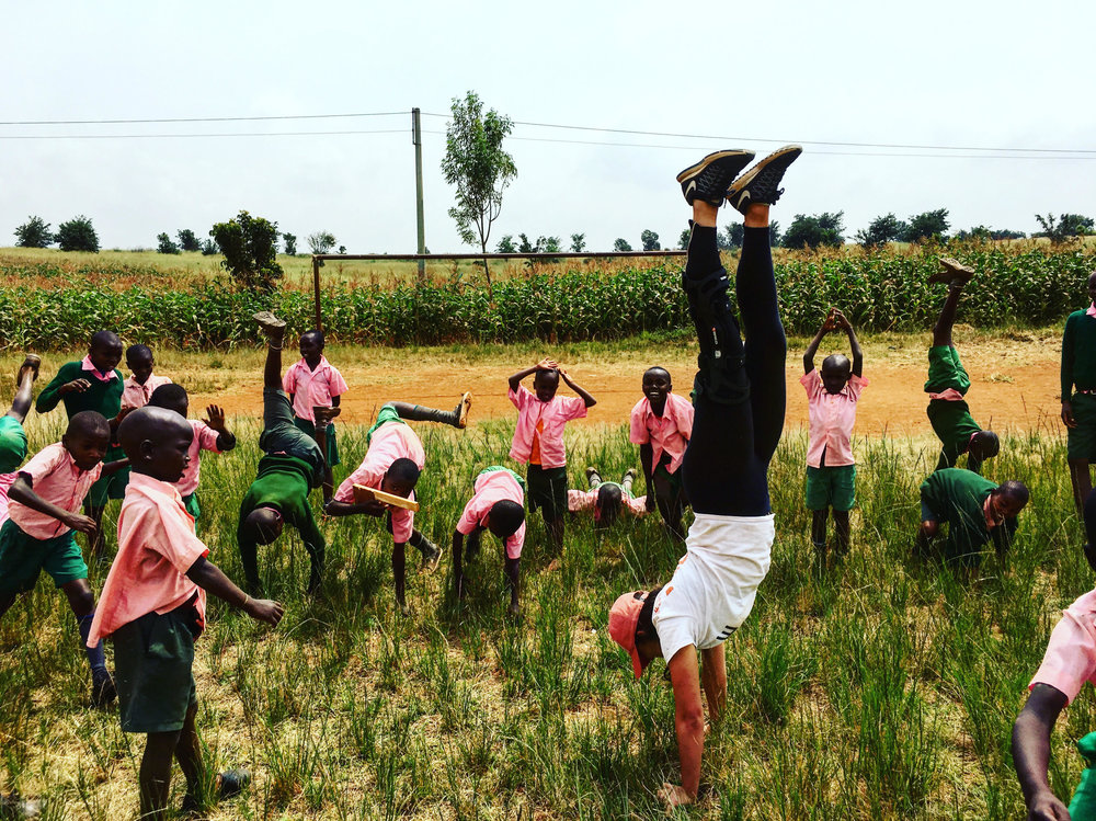 Meredith handstand Africa.jpg