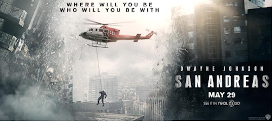 "WB ""San Andreas"" Trailer"