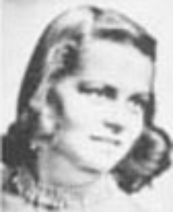 "Zoe Warberg Miss Idaho 1952 Hometown: Twin Falls Talent: Speech ""The Sacred Duty of the American to Vote"""