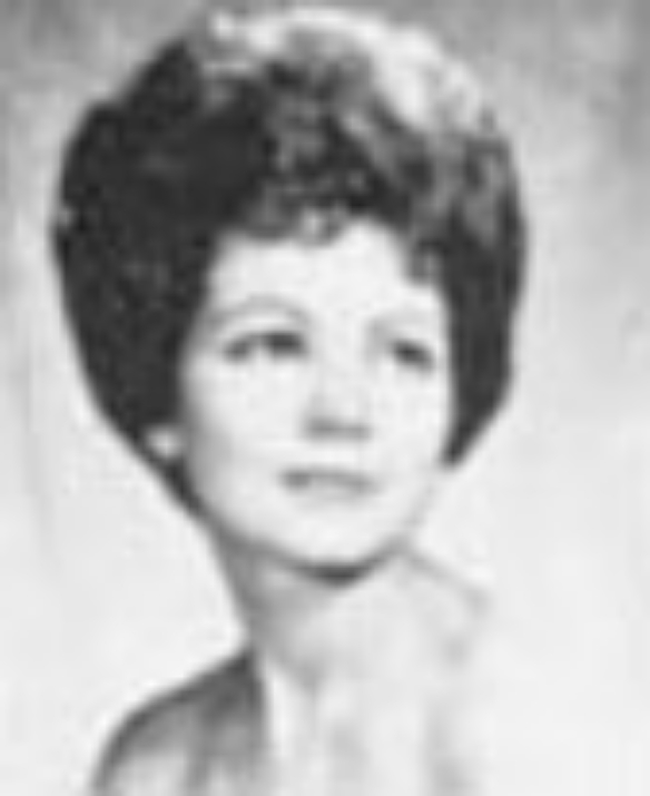 "Irene Ammons  Miss Idaho 1962  Hometown: Nampa  Talent: Folk Singing ""The Riddle Song"""