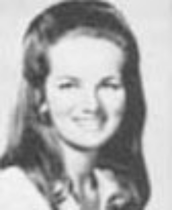 "Noralyn Olsen  Miss Idaho 1970  Hometown: Ovid  Talent: Classical Piano ""Etude Op. 10, No. 5"""