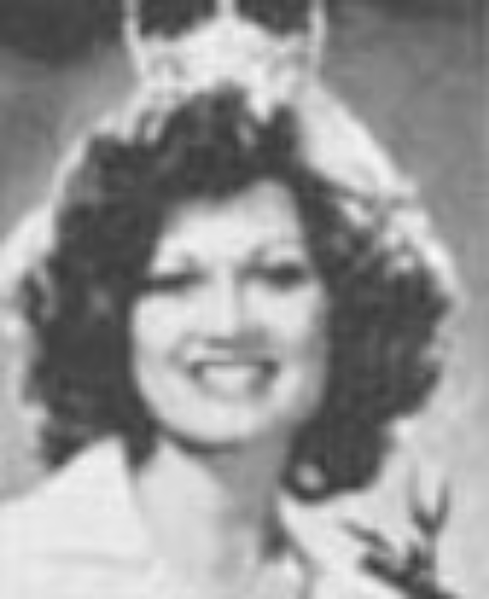 "RaNae Peterson  Miss Idaho 1976  Hometown: Preston  Talent: Organ Medley ""I Got Rhythm"" & ""Id Like to Teach the World to Sing""  Miss America Awards: Non-finalist Talent Award"