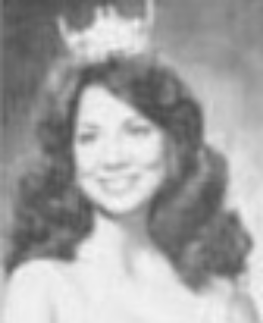 "Kimberly Jensen  Miss Idaho 1978  Hometown: Caldwell  Talent: Popular Vocal ""I Honestly Love You""  Miss America Awards: Non-Finalist Talent Award"