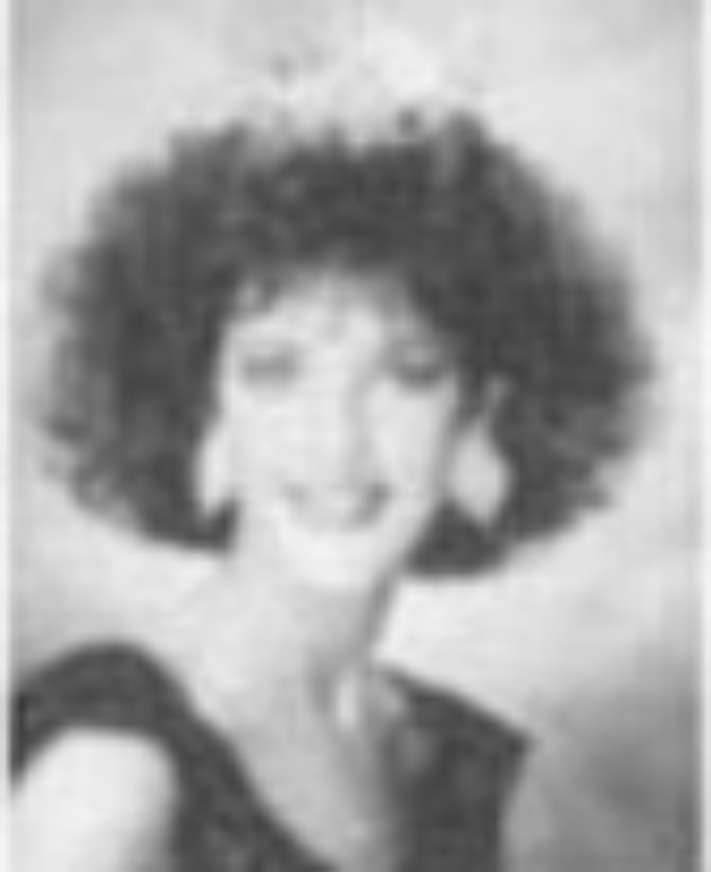 Susan Hart Miss Idaho 1988 Hometown: Rigby Talent: Ballet
