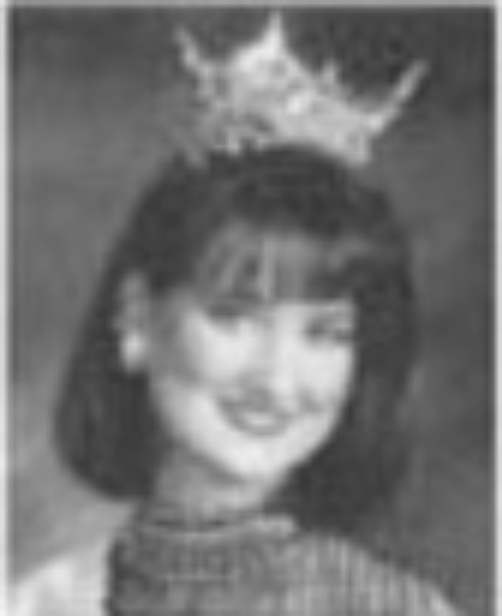 "Brooke Gambrell  Miss Idaho 1995  Hometown: Boise  Talent: Violin/Fiddle Medley ""Blackberry Blossom""  Miss America Awards: Quality of Life 1st Runner Up"