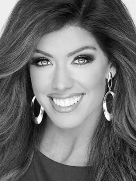 "Kalie Wright Miss Idaho 2015 Hometown: Kimberly Talent: Vocal and Guitar ""Somewhere Over the Rainbow"" Miss America Awards: Non-finalist talent winner"