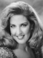 "Stephanie Smith  Miss Idaho 1992  Hometown: Boise  Talent: Harp ""The Impossible Dream"" & ""Man of La Mancha"""