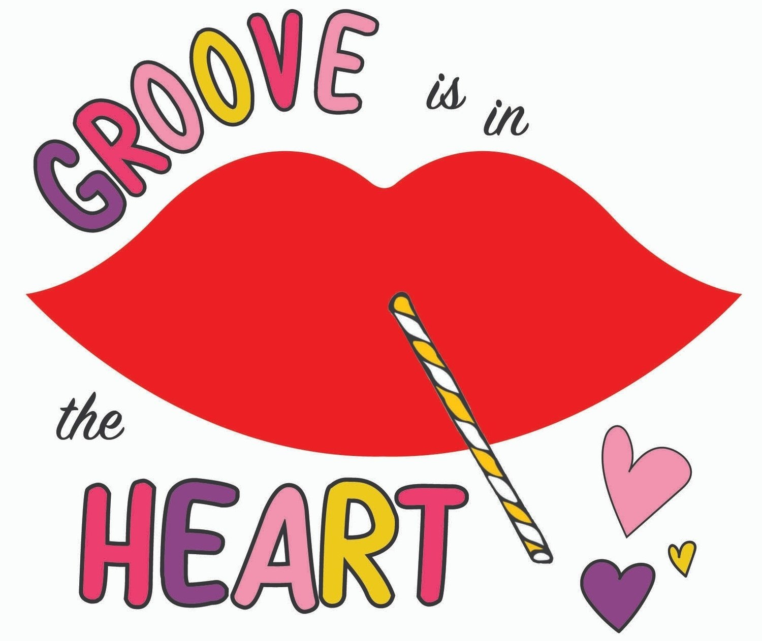 Groove is in the Heart DJs