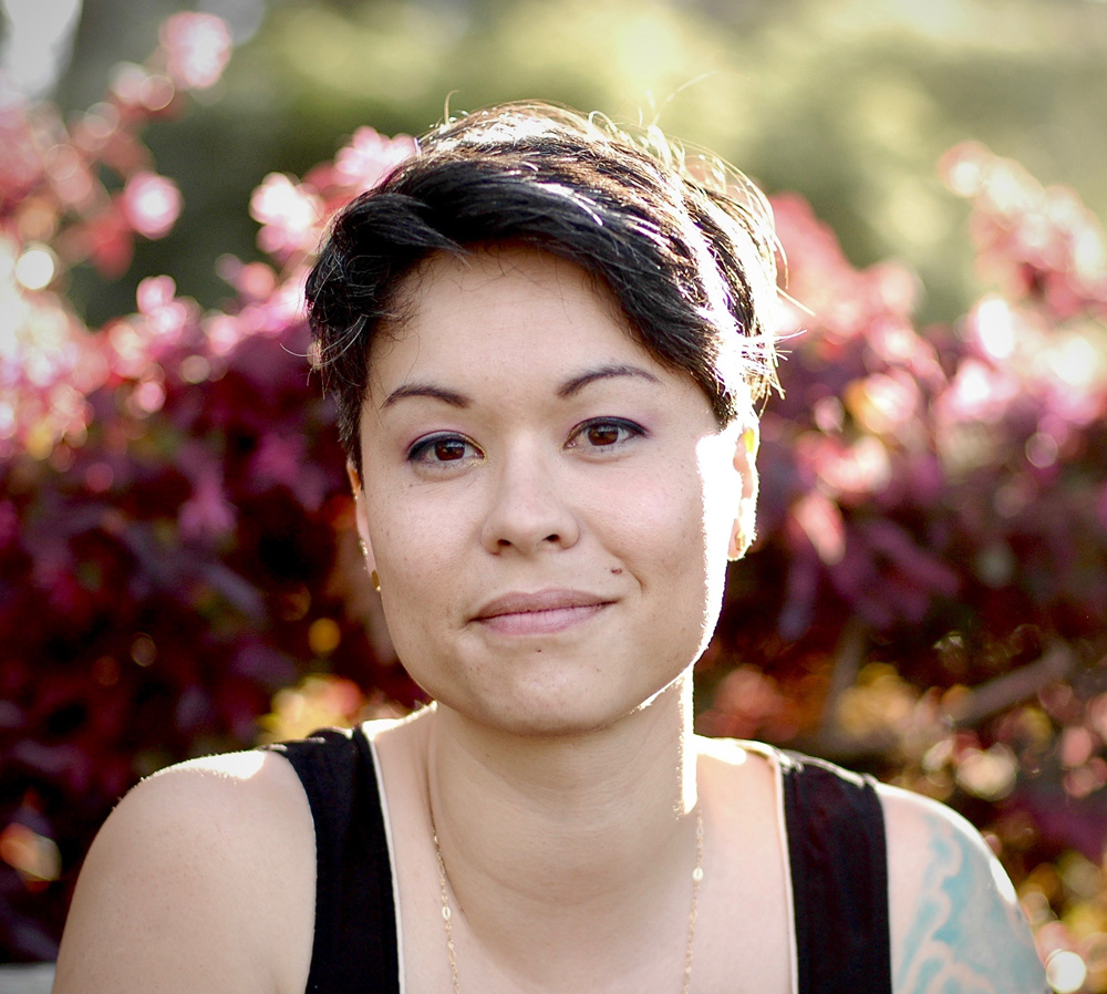 Gwyn Fallbrooke, Oakland psychotherapy for queer, trans, femme, poly, kinky, and POC folks