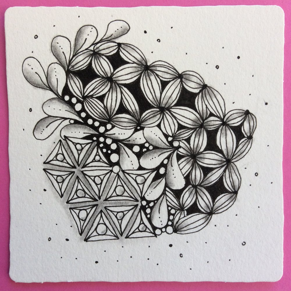 Beyond Basics Zentangle Class.JPG