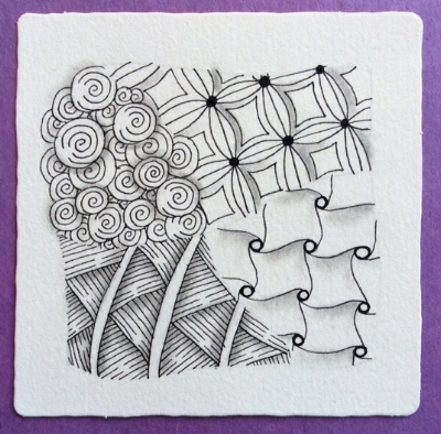 Zentangle tile by CZT Nancy Domnauer.jpg