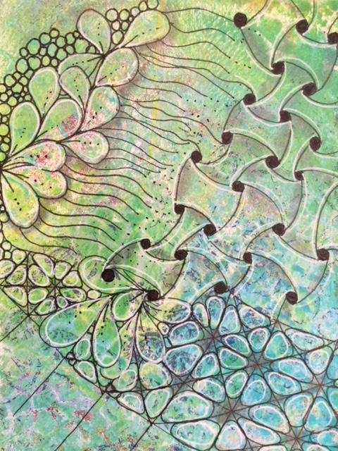 Gelli with Tangle Patterns.JPG