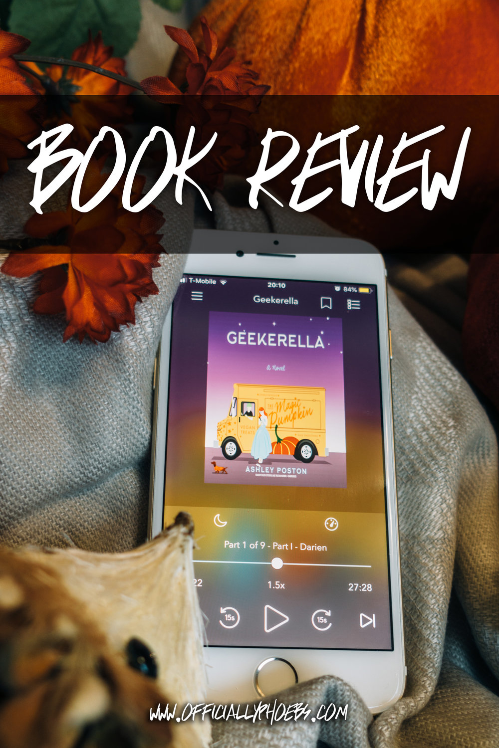 Geekerella Book Review | OfficiallyPhoebs